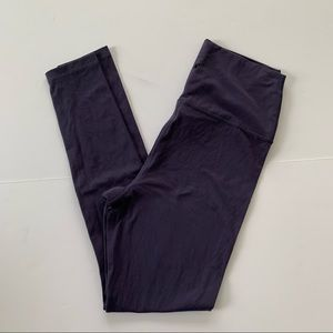 Glyder Dark Plum Yoga Leggings